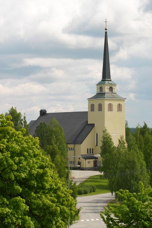 Kiuruveden kirkko