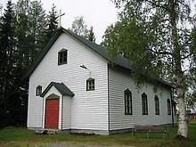 Lapinsalon kirkko
