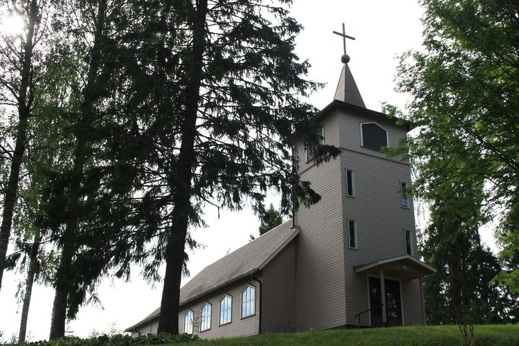 Sulkavanjärven kirkko