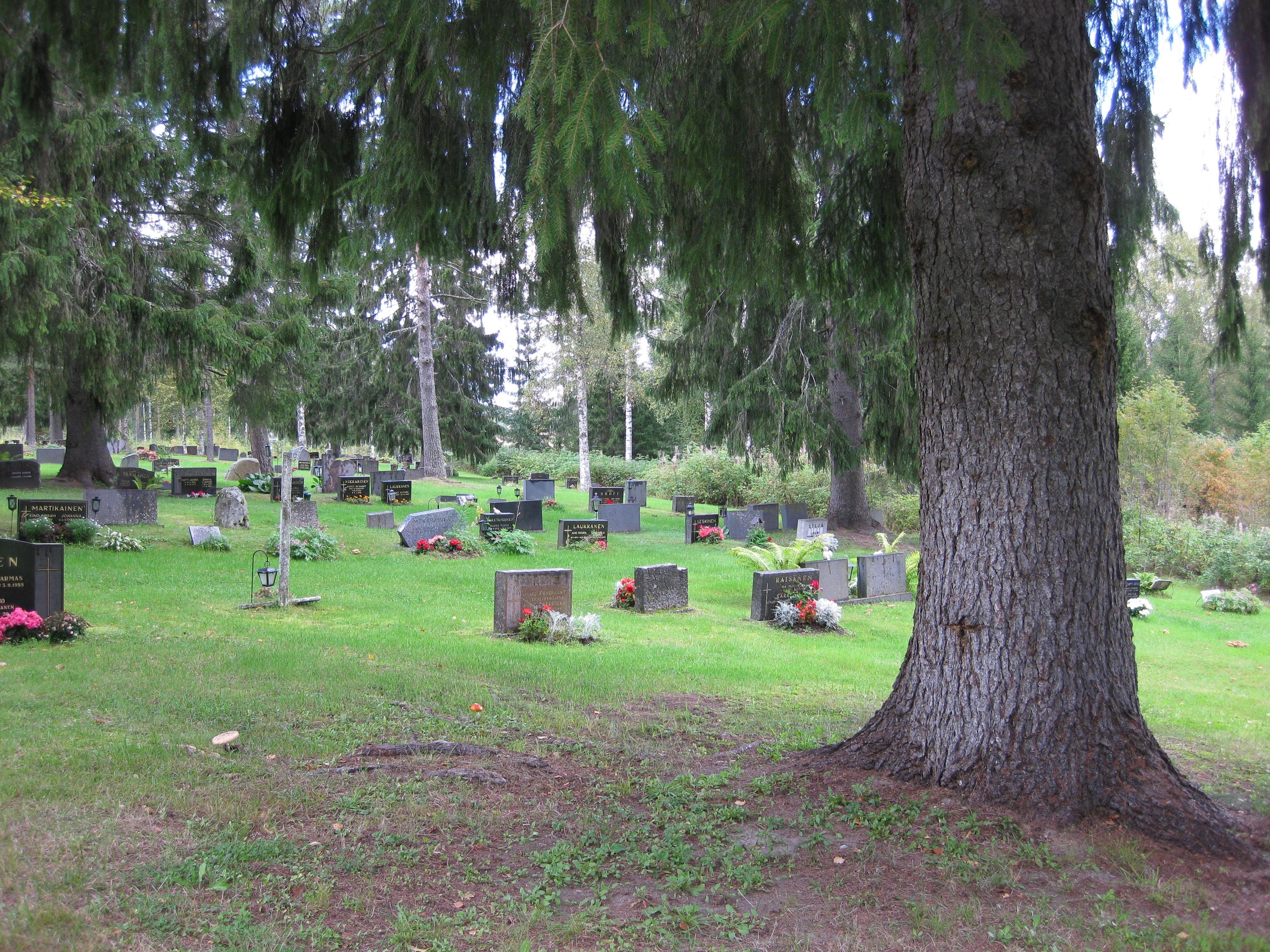 Tuonelanharjun hautausmaa