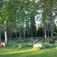Sulkavanjärven hautausmaa