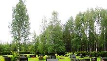 Lapinsalon hautausmaa